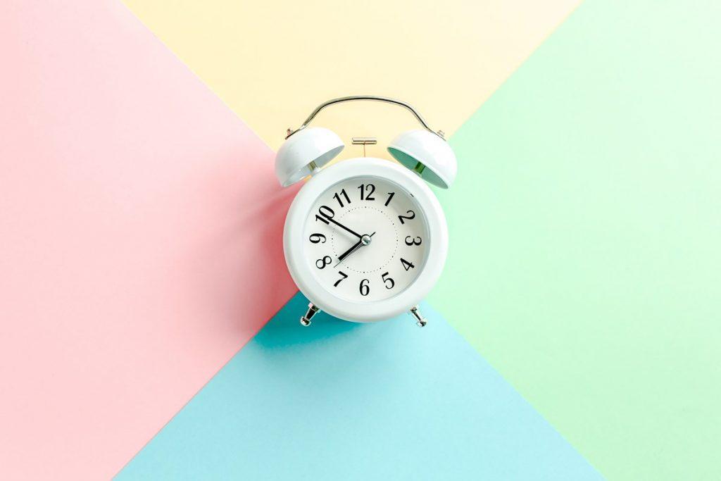 clock of aging