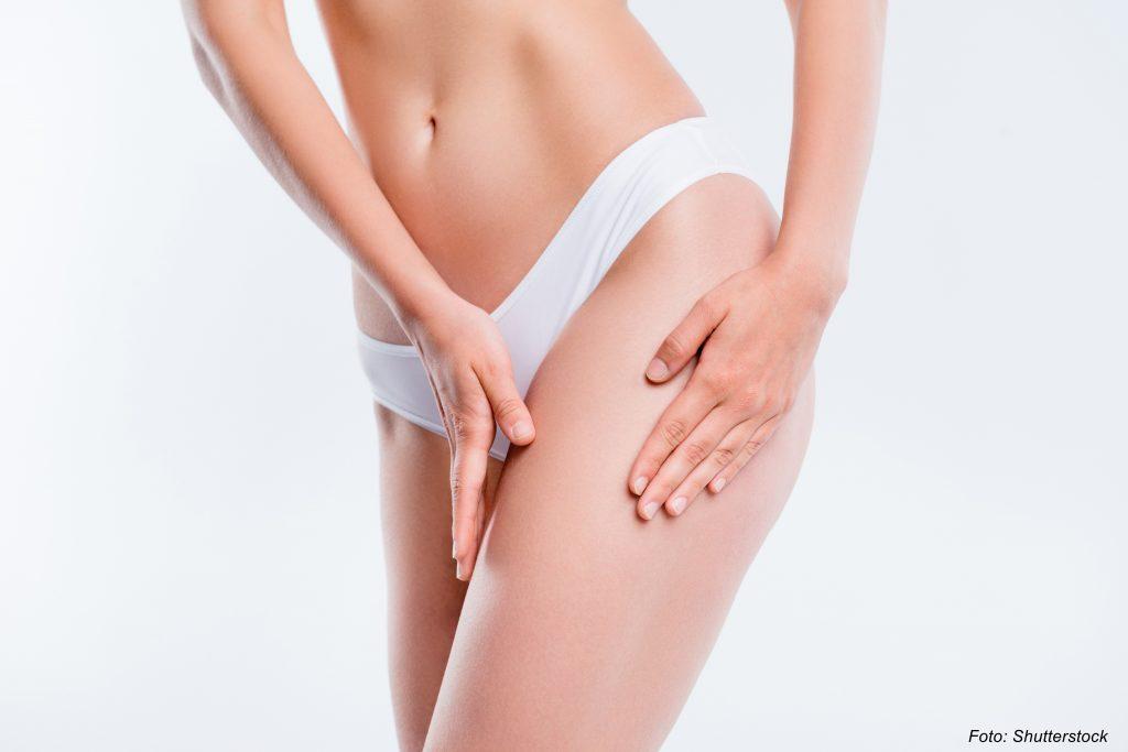 Lymphdrainagen können helfen Cellulite vorzubeugen