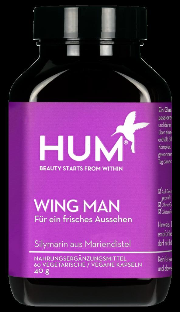 hum-wing man