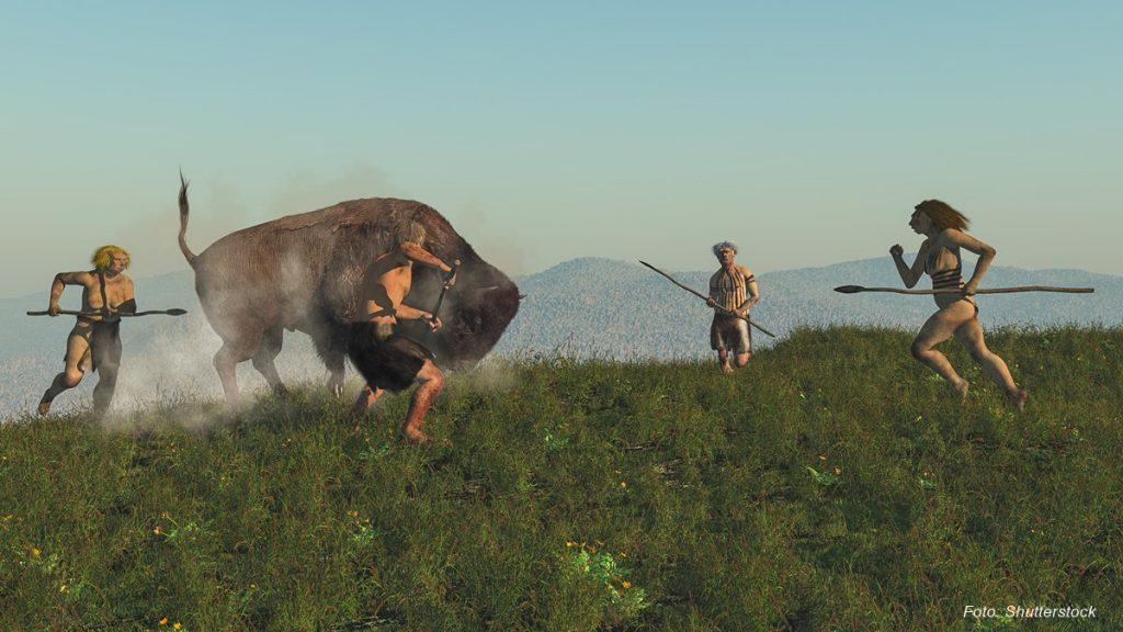 Steinzeit-menschen