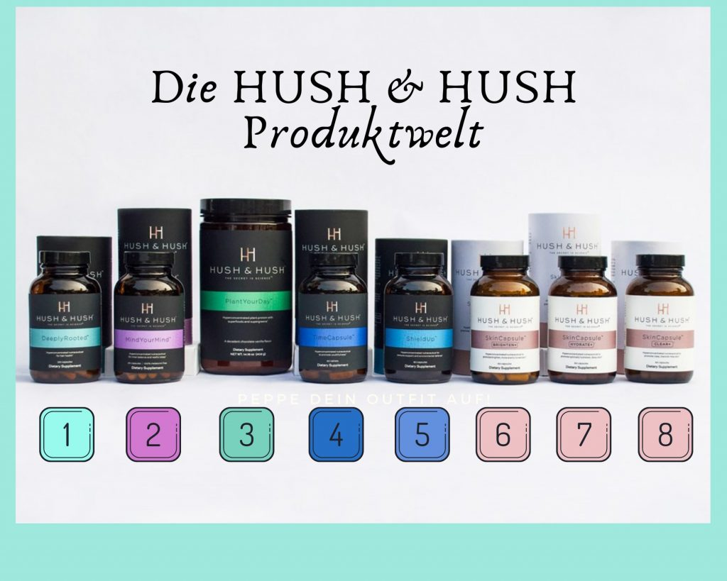 HUSHHUSH_PRoduktwelt